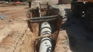 Συνεχίζονται από αύριο οι εργασίες κατασκευής αγωγών ομβρίων στη ...